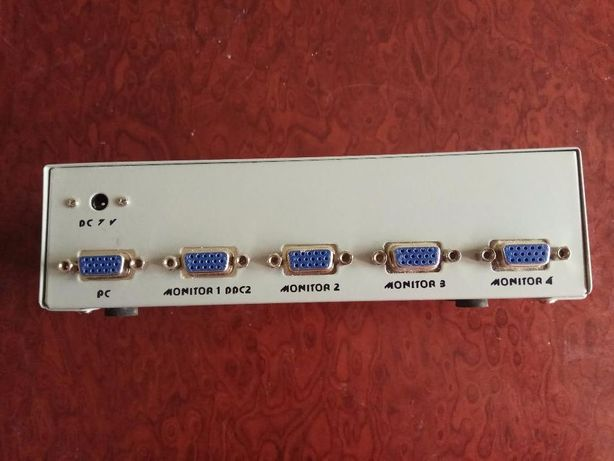 VGA Multipliers CPU switch