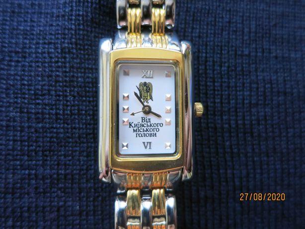 Годинник нагородний жіночий наручний  від Київського міського голови