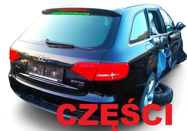 Audi a4 b8 kombi lampy tył led komplet