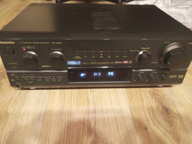 Amplituner Technics SA-DX940 wysoki model
