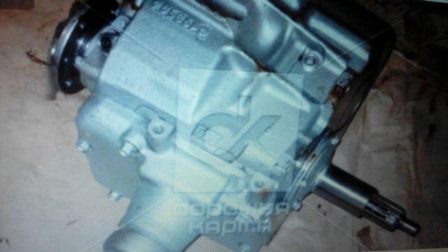 Коробка передач Газ-66.