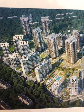 Квартира 170м2 без ремонта на Драгомирова Новопечерские Липки