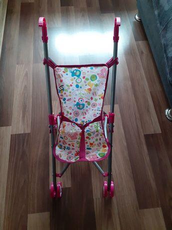Wózeczek dla lalek