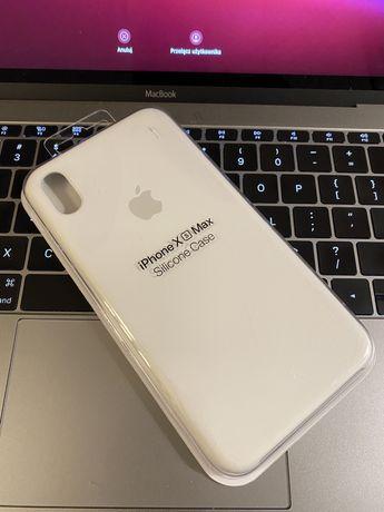 Silicone Case Apple iPhone XS Max - NOWE silikonowe etui