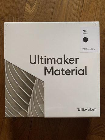 Filament Ultimaker ABS black, 750g, 2,85mm