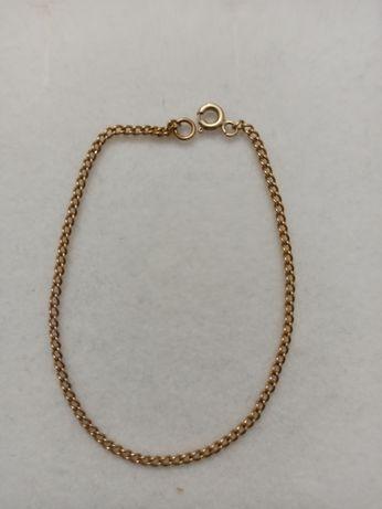 Bransoletka ze złota, pr.585