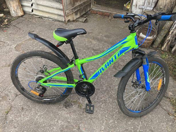 Горный подростковый велосипед Avanti Rapid 24 алюминий
