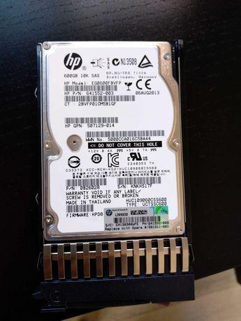 Disco 600Gb 10000Rpm para servidores