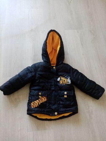 Курточка на 1-2 года