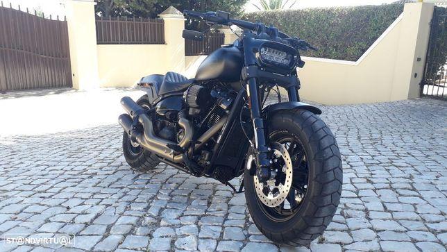 Harley-Davidson Softail 117ci FXFBS