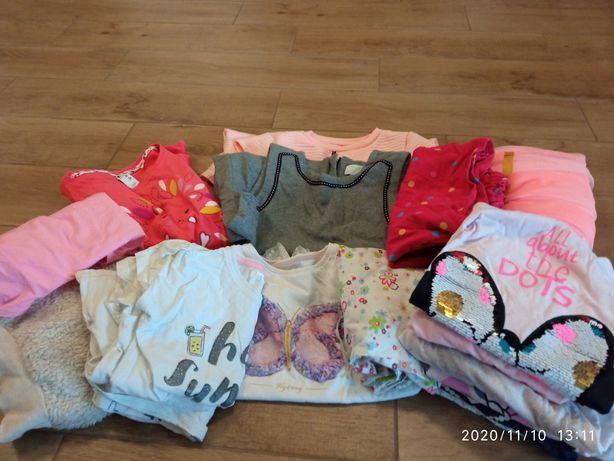 ubrania dla dziewczynki 122 cm