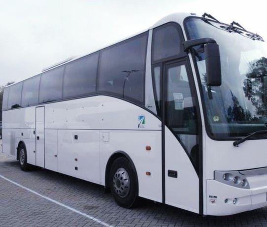 18- 37 -50 мест аренда автобуса заказ пассажирские перевозки