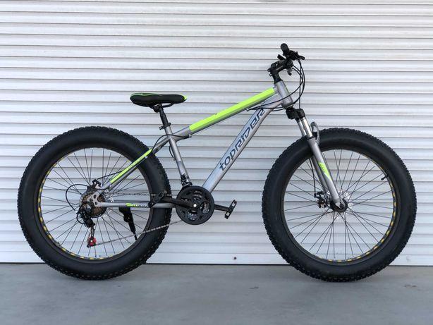 Фэтбайк велосипед TopRider-Superbros(SHIMANO).Алюминиевый