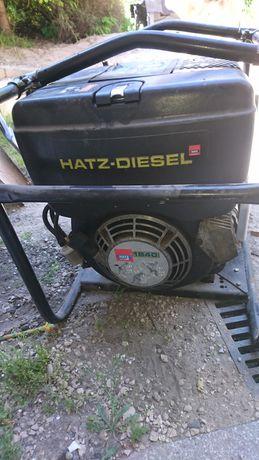 Agregat prądotwórczy silnik HATZ 1B40 diesel