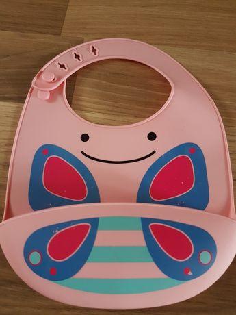 Śliniak Skip Hop motyl motylek