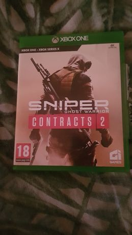 Xbox One Sniper Ghost Warrior  Contracts 2 PL