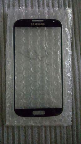 Vidro original para Samsung S4 (preto)