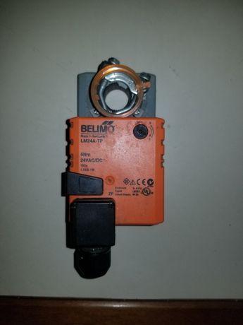 электропривод воздушной заслонки belimo lm24a-tp