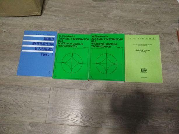 Książki matematyka