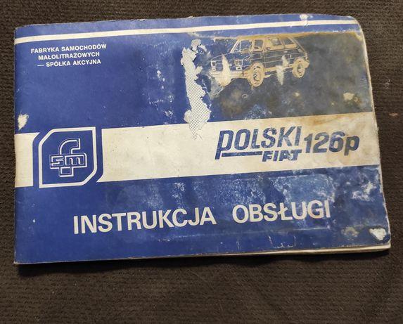 Instrukcja obsługi polski fiat 126p