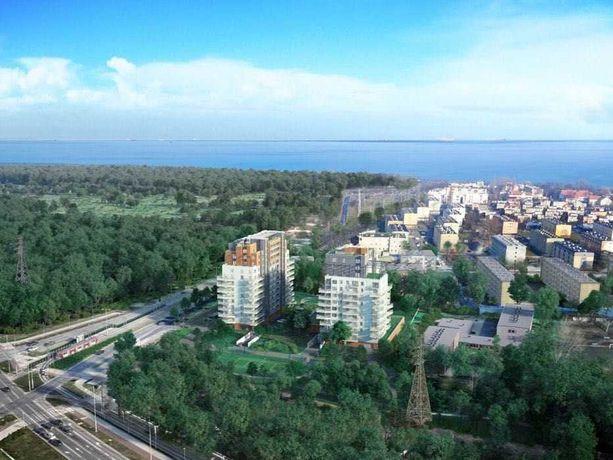 Apartament 2 pokojowy w Gdańsku Brzeźno, 800 m od morza.