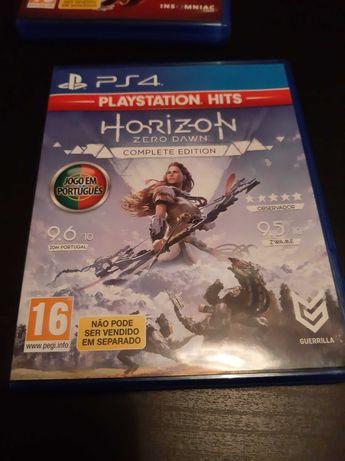 Vendo jogo horizon ps4