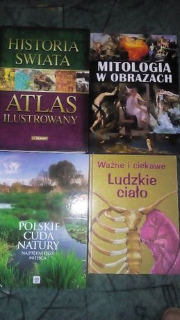 Atlasy, książki naukowe, historyczne, poczet królów i książąt polskich