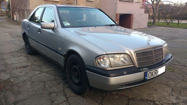 Mercedes Benz W202 sedan 1997 2,5td C klasa automat