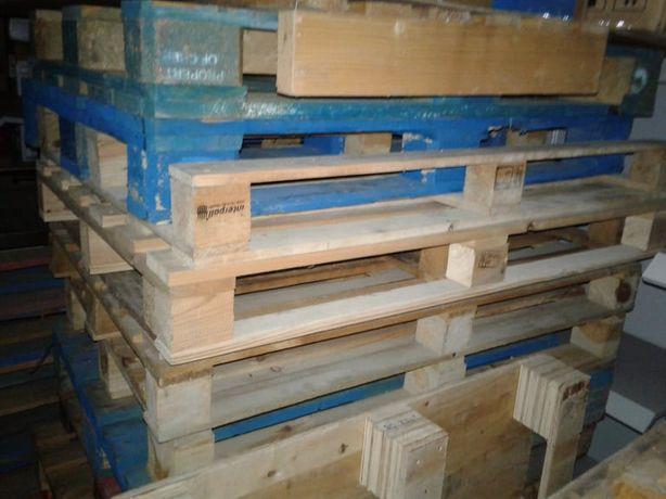 Paletes de madeira 120 /80