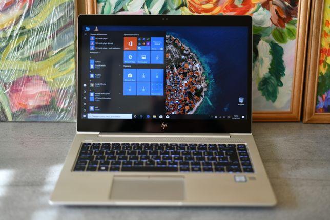 HP EliteBook 840 G5 i5-8350U 8GB SSD256GB IPS FHD TOUCH