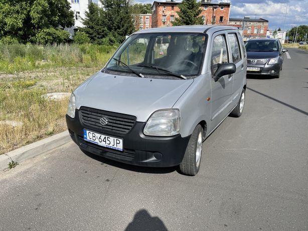 Suzuki wagon miejskie autko