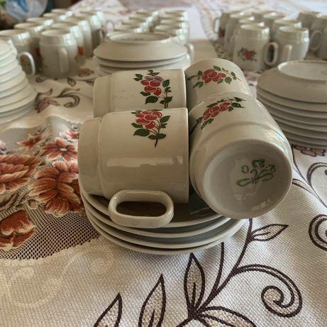 Винтажные мини кофейные чашки
