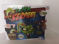 Zabawka wyskakujący wąż