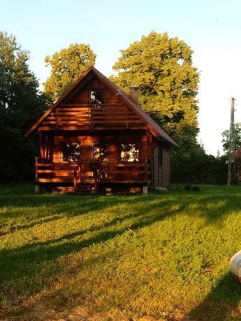 Mazury - Domek nad jeziorem letniskowy