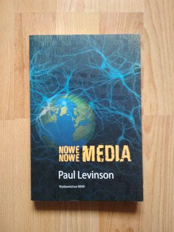 Nowe nowe media Paul Levinson książka