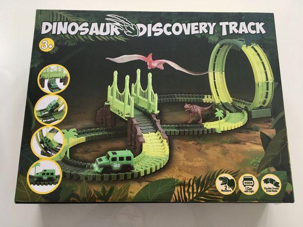Tor samochodowy odkrywcy dinozaurów - Dinosaur Discovery Track