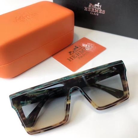 Okulary przeciwsłoneczne Hermes 142-145 NOWE, oryginalne opak. cert.