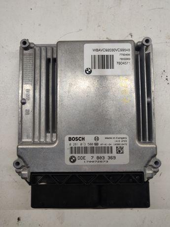 Komputer sterownik silnika BMW E90 E60 330D 231