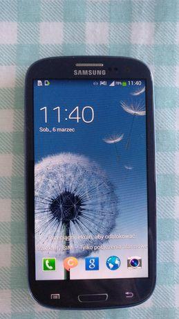 Smartfon telefon Samsung galaxy S3 GT-I9300