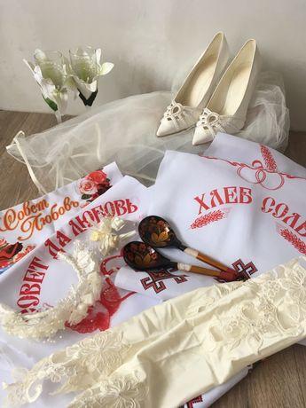 Свадебные украшение