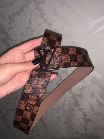 Ремень под Louis Vuitton
