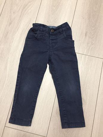F&F spodnie slim stan bdb