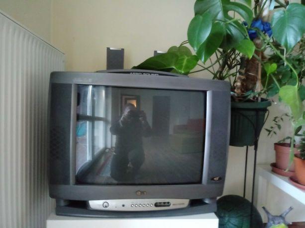Telewizor kineskopowy LG 21 cali