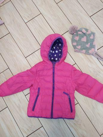 Курточка американской фирмы Snozu 3-4 года Куртка,пуховик 92-102