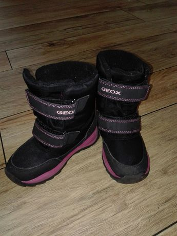 Buty zimowe, śniegowce 25 geox