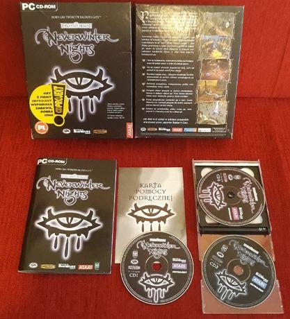 Neverwinter Nights PC PL - Premierowe wydanie Big Box