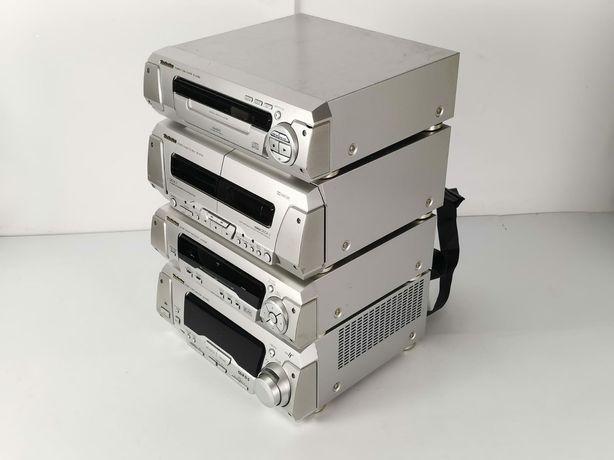 Wieża Technics SA EH 560 wzmacniacz CD