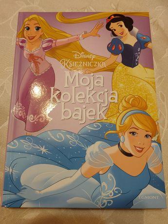 Moja kolekcja bajek Disney Księżniczki
