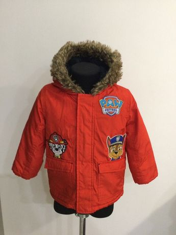 Детская куртка Nutmeg на мальчика 2-3 года 92-98 рост деми,
