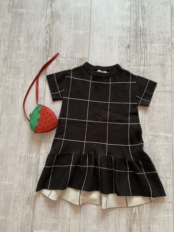 Школьная форма Трикотажное платье zara girls 116